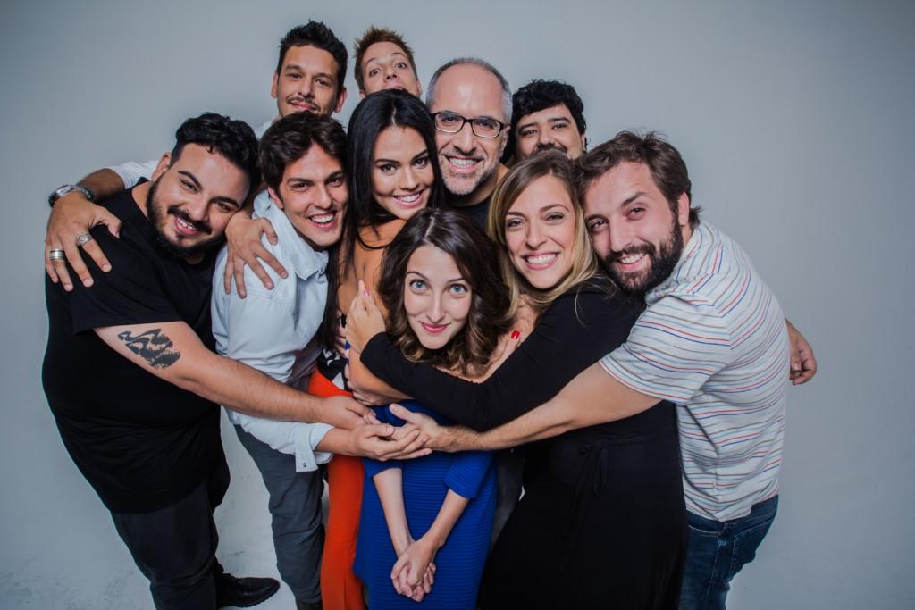 Porta dos Fundos na Fox Portugal