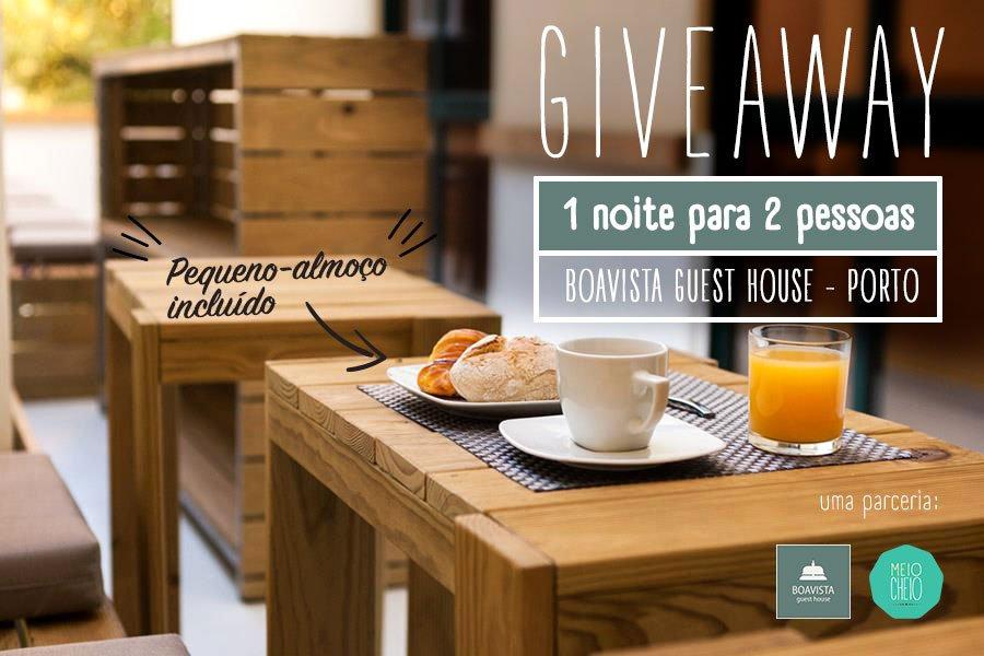 | Giveaway Especial de Natal | Boavista Guest House